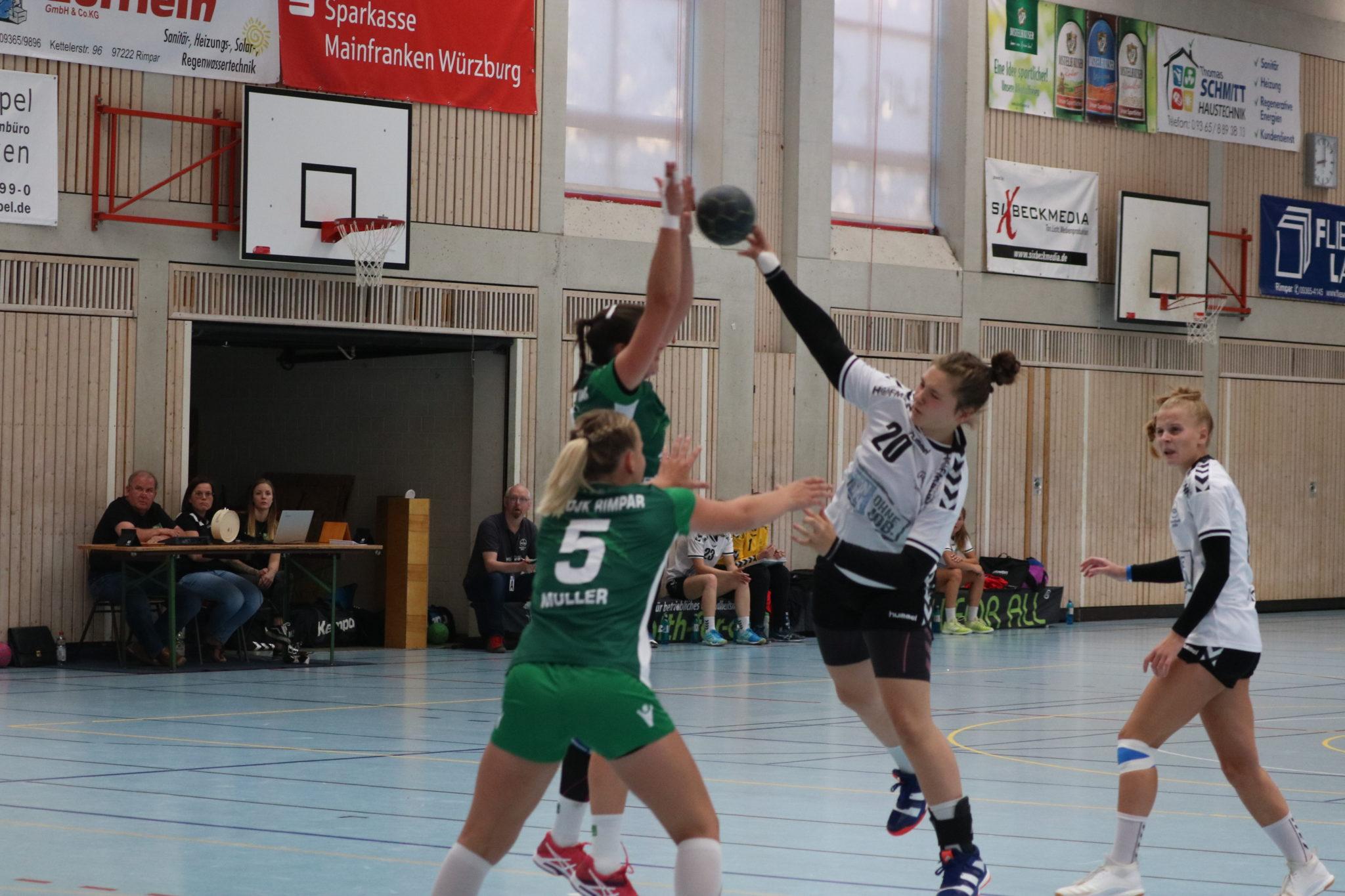 Handball Spielbericht